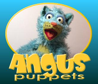 Angus Puppets Home