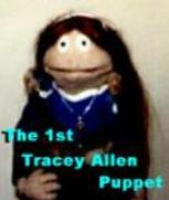 The 1st Tracey Allen Puppet